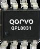 5 - 1218 MHz 75 Ohm 17 dB CATV Amplifier -- QPL8831 -Image