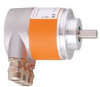 Absolute singleturn encoder with solid shaft -- RN3001 -Image