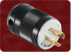 Locking NEMA L14-30P POWER CONNECTOR -- 3014P