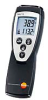 testo 110, 1 channel temperature instrument (NTC), with audible alarm, optional wireless probe, battery and calibration document -- 0560 1108