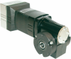 22B/SR-3F/H Series INTEGRAmotor BLDC Right Angle Hollow Shaft Gearmotor -- Model N8865 - Image