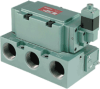 140 Series High Flow, Solenoid Pilot or Air Pilot Acutated Valve -- 146*4 - Image