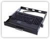 1U Rack Mount Keyboard -- SRK145