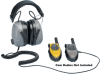 Elvex Plug-in Hearing Protection with 82 dB Limiter -- COM-610