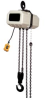 JET Single-Speed Electric Chain Hoists -- 7281200