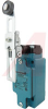 Switch, Limit, Side Rotary with Roller,2NC/2NO, DPDT, Snap Action, 10A Thermal -- 70118609 - Image