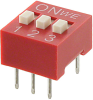 DIP Switches -- 732-3833-5-ND -- View Larger Image