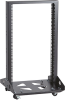 Mobile Open Rack - 2-Post, 19U -- RM220A - Image
