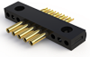 Micro SSB Series Strip Connectors - Single Row Soldercup - Type SS - Image