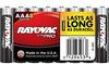 Alkaline Shrink-Wrapped AAA-8 Pack (12 packs/case) -- AL-AAA