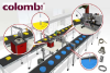 Pneumatic Colombi Spring Coiler -- C300E