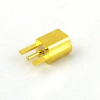 MMCX Jack PCB Connector End Launch Solder Attachment -- SC9582