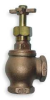 Angle Control Valve,1 In,FNPT,Brass -- 4NDR6 - Image
