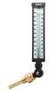 Lead Free* Liquid-Fill, Adjustable Angle Thermometers -- 0121728