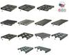 Stocked Plastic Pallets -- H05000202 -Image