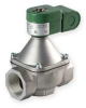Gas Solenoid Valve,1 1/2,1,290,000 BtuH -- 2HTZ4