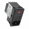 Power Entry Connectors - Inlets, Outlets, Modules -- PS00SSS60-ND -Image