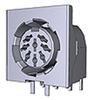 Multipin Circular Connector -- 5212047-1