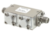Dual Junction Isolator With 40 dB Isolation From 11 GHz to 18 GHz, 5 Watts And SMA Female -- PE83IR1024 - Image