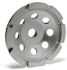 M K DIAMOND MK-304 CG1 4 in. Premium cup wheel -- Model# 155864