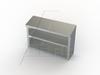 WOC Series, Steel Cabinets - NSF Wall Cabinet -- WOC-72