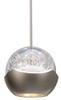 MP-LED311-BN/BN Mini Pendants-Cable -- 691393