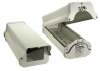 Outdoor Camera Housing Flip Type White -- 5006-SF-07