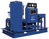 25-200 hp Direct Drive Industrial Vacuum Pump -- QSVI