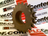 ROLLER CHAIN SPROCKET 5/8IN PITCH 19TEETH TAPERED -- D50P19 - Image