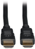 High Speed HDMI Cable with Ethernet, Ultra HD 4K x 2K, Digital Video with Audio (M/M), 25-ft. -- P569-025 -- View Larger Image