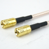 SMB Plug to SMB Plug Cable RG316 Coax in 60 Inch -- FMC1616316-60 -- View Larger Image