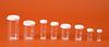 Snap Cap Vials with Closures -- 5/8 x 2 SC