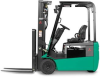 Electric Counterbalanced Forklift -- FB16NT - Image