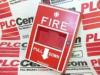 FIRE ALARM PULL STATION RED -- MSX