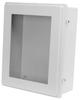 Control Series NEMA 4X Fiberglass Enclosures -- AM24208RLW - Image