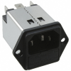 Power Entry Connectors - Inlets, Outlets, Modules -- 486-4378-ND -Image
