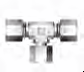 DIN Bite Type Tube Fitting - DABT Adjustable Branch Tee - Image