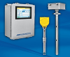 Insertion Type Multipoint Thermal Flow Meter - MT100 Series -- MT100M - Image