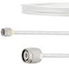 SMA Male to TNC Male Cable FM-SR141TB Coax in 18 Inch -- FMCA2097-18 -Image