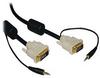Tripp Lite - Display / audio cable - dual link - mini-phone -- P560-010-A
