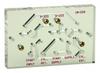 Pneumatic Circuit Boards - Thntd Circuit SubPlate w/PQ Fittings -- CM-028-PQ