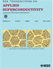Applied Superconductivity, IEEE Transactions on -- 1051-8223