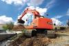 Doosan DX235LCR Crawler Excavator - Image
