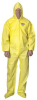 Andax Industries ChemMAX 1 C5414 Coverall - 4X-Large -- C-5414-SG-Y-4X -Image