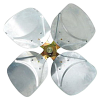 Metal Axial Fan Impellers -- 260 mm - Image