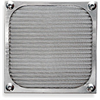 92mm Aluminum Fan Filter Assembly -- AFK-92 -- View Larger Image