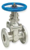 Gate Valve,316 SS,1 1/2 In Flanged -- 1PRG2 - Image
