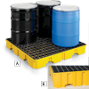 EAGLE Polyethylene Containment Pallets -- 7441400