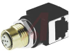 Adapter; Coaxial Connector; M12 x 1; 46.2 mm; 16.5 mm -- 70103941