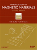 Introduction to Magnetic Materials -- 9780470386323